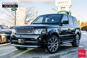 2013 Land Rover Range Rover Sport V8 Supercharged Autobiography
