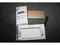 Powerbank 5000 mAh for iPhone iPad iPod ---can post---