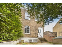4 bedroom 3 story townhouse with large private garden ideally located on the desirable Grove Park