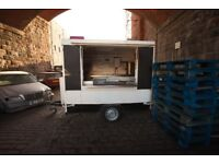 Great Burger Van/ Street Food Truck for Sale! Quick sale wanted!
