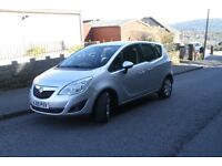 2010 Vauxhall Meriva(01/10/2010) - 1.4 Manual – low mileage 77K