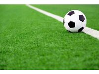 *** 6 A SIDE FOOTBALL TEAM WANTED ***
