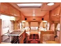 2001 BAILEY SENATOR ARIZONA, 4 BERTH WITH END BATHROOM - SEPARATE SHOWR - EXTRAS