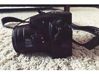 DSLR Nikon Coolpix P500