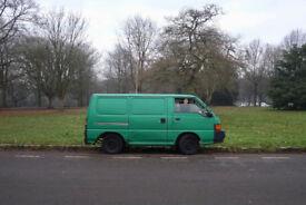 Mitsubish L300 Camper Van