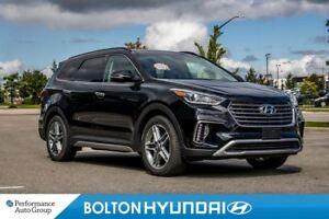 2017 Hyundai Santa Fe XL Limited XL. Demo. Leather. PanoRoof. NA