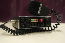 Uniden 200 cb radio uk fm and midband