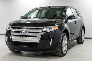 2013 Ford Edge Limited Awd, cuir, toit ouvrant!