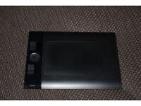 WACOM Intuos 4 PTK-640 Medium A5 Graphics Tablet