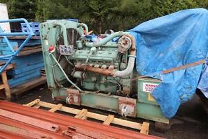 Workmate Detroit 200KVA Generator