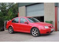 2004 Volkswagen Bora 1.9 tdi Hi Line 100bhp
