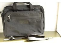 Hedgren business or leisure black/grey bag