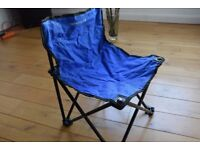 Easy-to-Carry, Foldable Chair