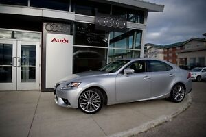 2014 Lexus IS 250 AWD 6A - Local vehicle!