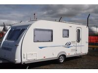 2004 4/5 BERTH ADRIA TOURING CARAVAN 1ST CLASS CONDITION.