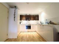 spacious 2 bed flat in E16 , MINUTES from station , with 2 BATHROOMS and BALCONY space !!!
