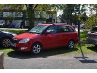 Skoda Fabia Greenline 1.2 Estate - Free road tax, parking sensors, 60+ Mpg