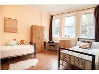 D*Amazing SPACIOUS Twin - Minutes from East Ham Station