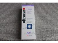 Ultrasun Professional Protection Face 50+