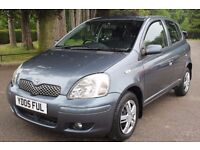 Toyota Yaris 1.0 VVT-i Colour Collection 5dr FSH , 2 LADY OWNERS