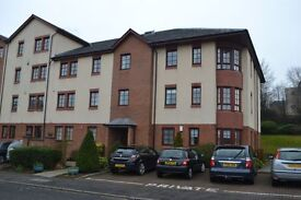 Bright and spacious flat in Orchard Brae to let