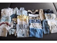 Baby boys 3-6 months spring/summer clothes bundle