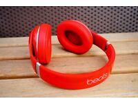 Beatd Studio Red Headphones