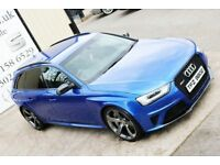 2013 AUDI A4 4.2 RS4 AVANT FSI QUATTRO AUTO 444 BHP (FINANCE & WARRANTY)