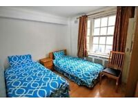 Good-sized double / twin bedroom! AVAILABLE NOW! ******* ZONE 1