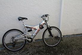 Aluminium Mountain Bike