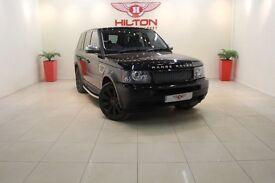 Land Rover Range Rover Sport 2.7 TD V6 S 5dr (black) 2007