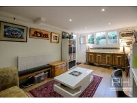 Semi detached house in Hampstead Garden Suburb with driveway and extra garden room/office space!!