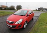 VAUXHALL CORSA 1.0 S ECOFLEX 2013,1 Owner Full Vauxhall History,Alloys,Electric Windows,Group 2 Insu