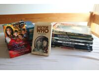 Collection of DOCTOR WHO books