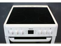 Electric cooker beko+ warranty BEC12731