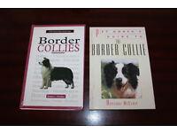 2x Border Collie Books - FREE