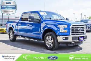 2015 Ford F-150 XLT FORD CERTIFIED LOW RATES &