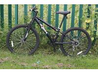 Boys Hood V4 Jump Bike