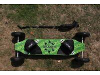 Akashi Scrub Mountain and Kite Board