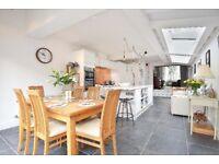 Four bedroom house on Landcroft Road, East Dulwich SE22