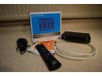 HUMAX HB-1000S FreeSat HD Reciever - Boxed Brand New