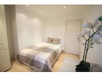 BEAUTIFUL DOUBLE ROOM IN A 4 PEOPLE FLAT IN WEST HAMPSTEAD//38D