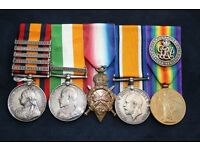 Wanted -Medals - Pocket - Watches Victorian - WW1- WW2- BOER WAR - R A F All Military Watches