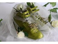 Funky Bridal Shoes