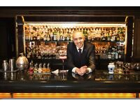 Barback - 45 Park Lane, Immediate Start, Competitive Salary, Mayfair