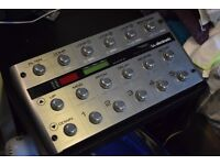 Tc Electronic G System with Gator Rack Case
