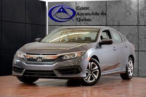 2016 Honda Civic LX ECRAN TACTILE CAM *ON VOUS ENDOSSE*