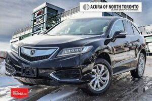 2017 Acura RDX Tech at 7 Year Warranty Included 130000KMS