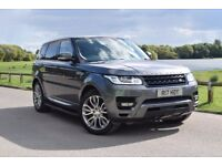 Land Rover Range Rover Sport 3.0 SD V6 HSE. High Spec. 7 Seater.