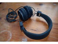 Urbanears headphones, foldable